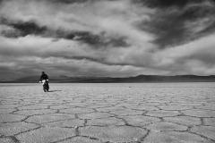 "Charlie Eady Biker-Salt 15"" x 10"""