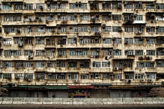 "Charlie Eady BuildingStack 28"" x 18"""
