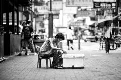 "Charlie Eady Man-Childs-Chair 32 x 22"""