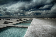 "Charlie Eady Salt-lake-Pools 15"" x 10"""