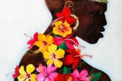 Geoff-Weedon-Artist-Hibiscus