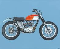 "Jet Bailey ""Tracker-T100"" Limited edition of 50"