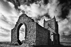 "Burrow Mump 26""x 17"" Limited edition print of 25"
